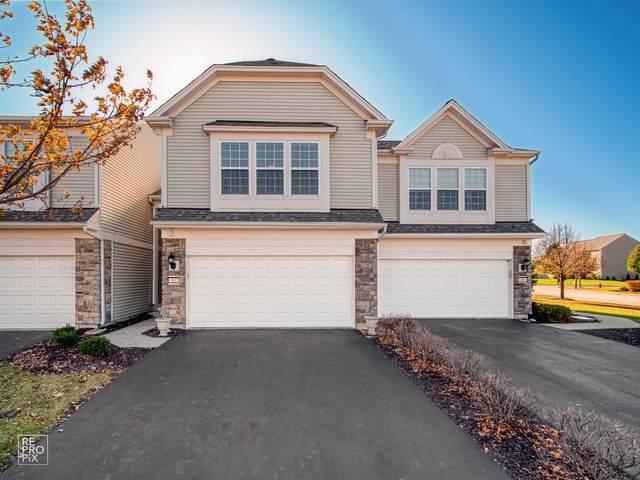 402 Valentine Way 401-5, Oswego, IL 60543 (MLS #10567979) :: O'Neil Property Group