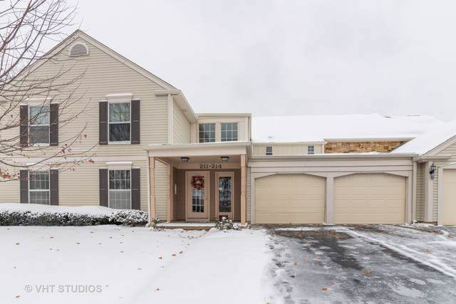 211 Dunham Place Commons #211, St. Charles, IL 60174 (MLS #10568050) :: The Wexler Group at Keller Williams Preferred Realty