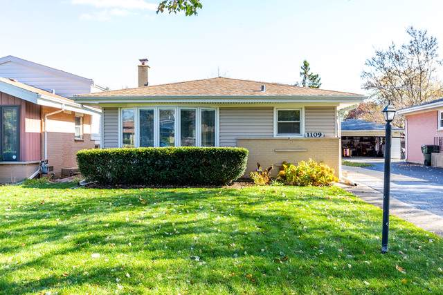 1109 S Chestnut Avenue, Arlington Heights, IL 60005 (MLS #10568168) :: Berkshire Hathaway HomeServices Snyder Real Estate