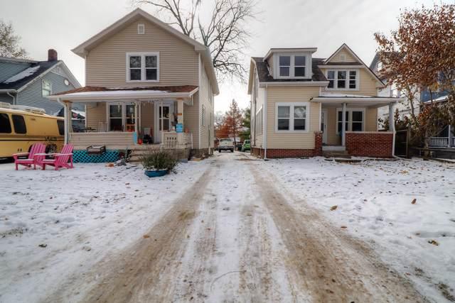 619 W Clark Street, Champaign, IL 61820 (MLS #10568215) :: John Lyons Real Estate