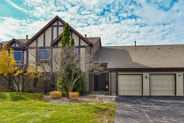 406 Ramblewood Drive B, Glen Ellyn, IL 60137 (MLS #10568499) :: John Lyons Real Estate