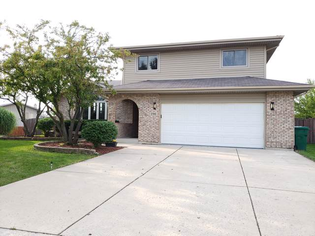 296 Jamestown Court, Romeoville, IL 60446 (MLS #10568614) :: Angela Walker Homes Real Estate Group