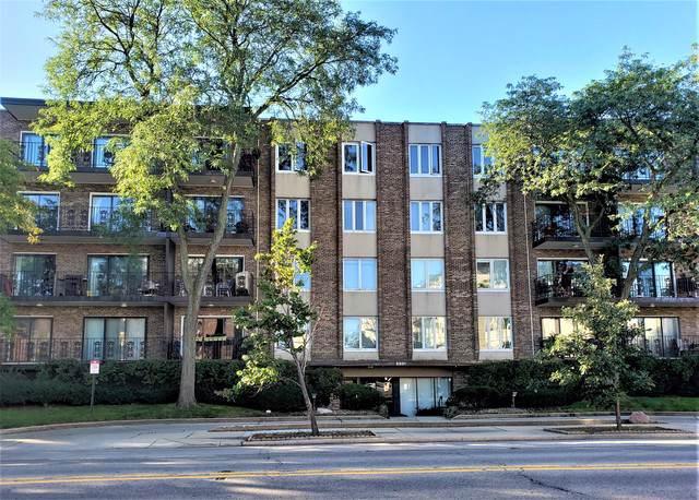 5501 Lincoln Avenue #205, Morton Grove, IL 60053 (MLS #10568792) :: Baz Realty Network | Keller Williams Elite