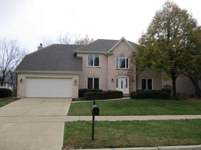 2715 Ginger Woods Drive, Aurora, IL 60502 (MLS #10568844) :: Property Consultants Realty