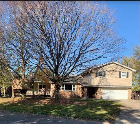910 Hillside Drive, MONTICELLO, IL 61856 (MLS #10568906) :: Ryan Dallas Real Estate