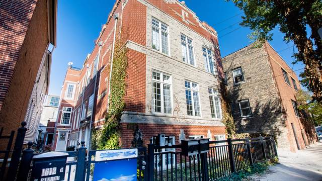 1612 W Pierce Avenue C, Chicago, IL 60622 (MLS #10568944) :: John Lyons Real Estate
