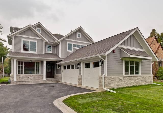 1418 Cedar Lane, Northbrook, IL 60062 (MLS #10568965) :: The Dena Furlow Team - Keller Williams Realty