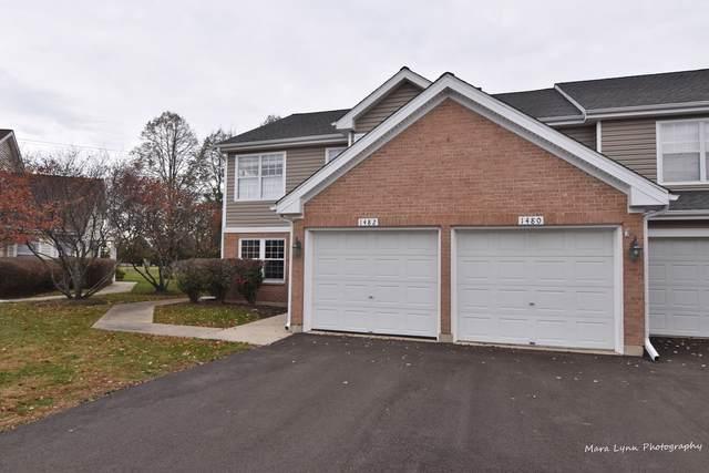 1480 Georgetown Drive #1480, Batavia, IL 60510 (MLS #10568971) :: John Lyons Real Estate