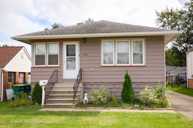 1508 N May Street, Joliet, IL 60435 (MLS #10569107) :: The Wexler Group at Keller Williams Preferred Realty
