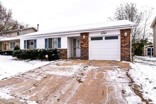 2387 Kildeer Street, Woodridge, IL 60517 (MLS #10569136) :: The Dena Furlow Team - Keller Williams Realty
