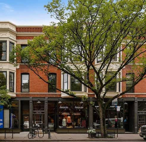 1702 N Wells Street #3, Chicago, IL 60614 (MLS #10569141) :: Property Consultants Realty
