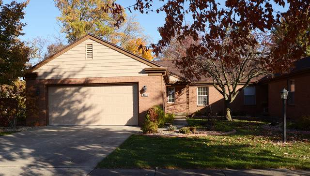 1804 Lakeside Drive A, Champaign, IL 61821 (MLS #10569180) :: The Wexler Group at Keller Williams Preferred Realty