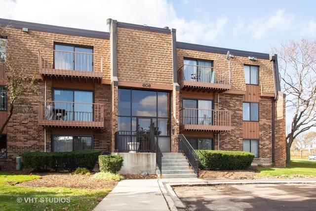 608 S Waterford Road 3A, Schaumburg, IL 60193 (MLS #10569218) :: John Lyons Real Estate