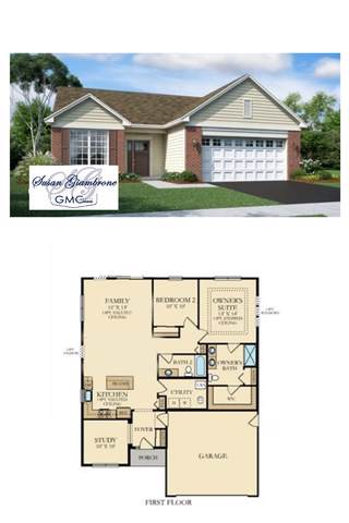 Lot 6 Chateau Bluff Lane, West Dundee, IL 60118 (MLS #10569332) :: Ryan Dallas Real Estate