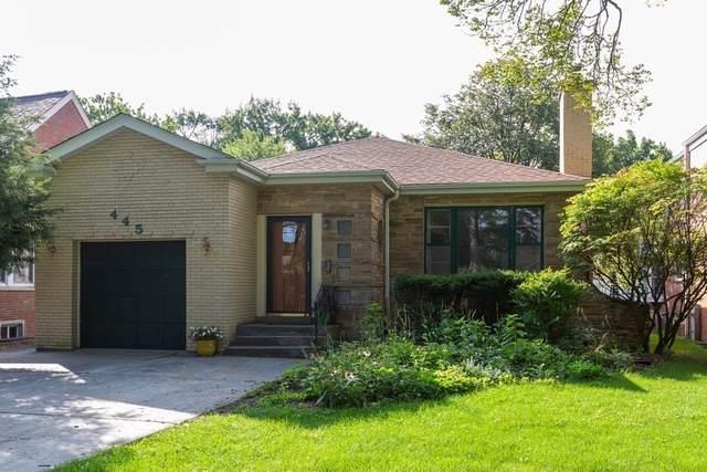 445 Uvedale Road, Riverside, IL 60546 (MLS #10569442) :: The Dena Furlow Team - Keller Williams Realty