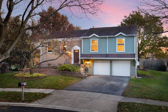 2138 Countryside Circle, Naperville, IL 60565 (MLS #10569558) :: The Wexler Group at Keller Williams Preferred Realty
