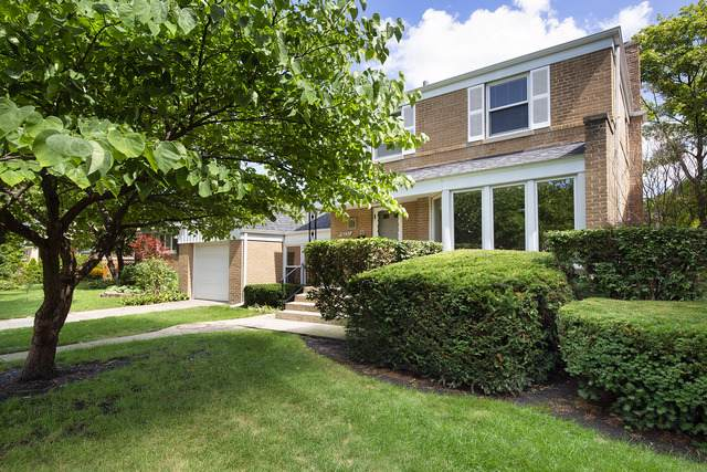 8237 Keeler Avenue, Skokie, IL 60076 (MLS #10569667) :: John Lyons Real Estate