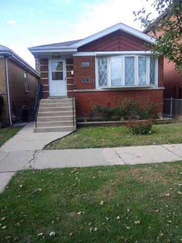 6224 S Kilpatrick Avenue, Chicago, IL 60629 (MLS #10569769) :: The Mattz Mega Group