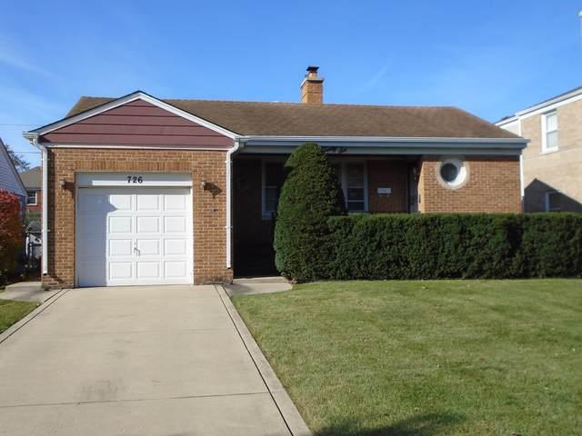 726 Robinhood Lane, La Grange Park, IL 60526 (MLS #10569779) :: Touchstone Group