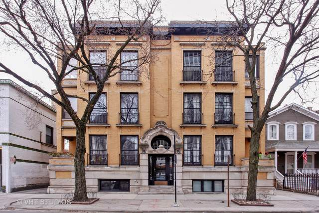 445 W Fullerton Parkway L-1-A, Chicago, IL 60614 (MLS #10569863) :: Suburban Life Realty