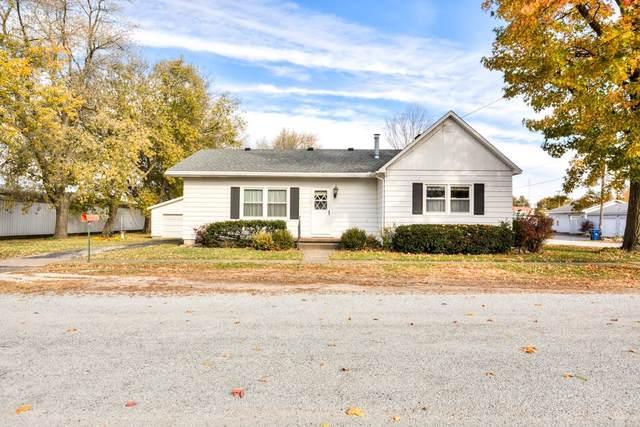 205 W North Street, CISCO, IL 61830 (MLS #10569872) :: Ani Real Estate