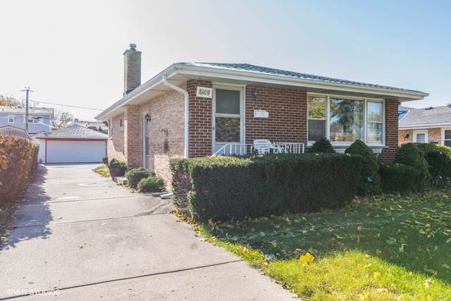 8409 W Roseview Drive, Niles, IL 60714 (MLS #10569966) :: The Perotti Group | Compass Real Estate