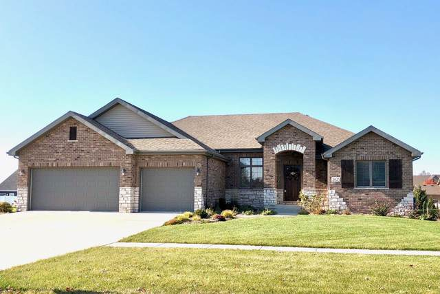 2025 Prairie Chase Drive, Bourbonnais, IL 60914 (MLS #10569980) :: The Wexler Group at Keller Williams Preferred Realty