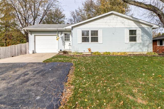 302 W Briarcliff Drive, ST. JOSEPH, IL 61873 (MLS #10570007) :: Property Consultants Realty