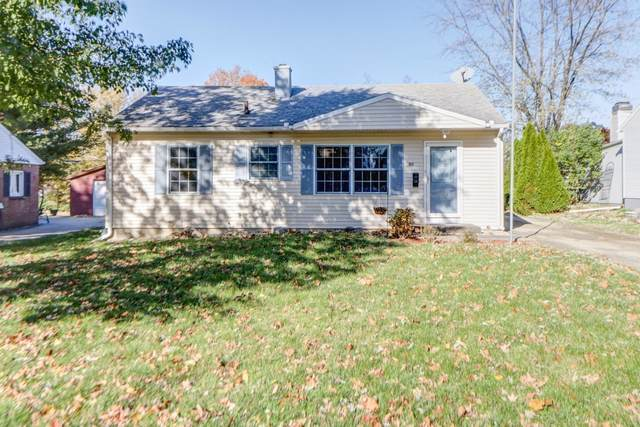 1108 Eastern Drive, Urbana, IL 61801 (MLS #10570066) :: Ryan Dallas Real Estate