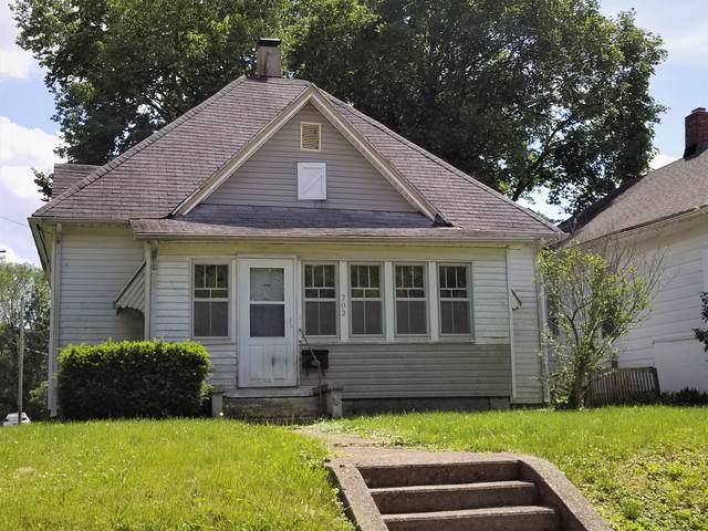 202 W 7th Street, Danville, IL 61832 (MLS #10570316) :: Angela Walker Homes Real Estate Group