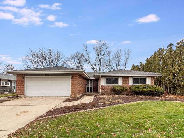 200 Sumac Lane, Schaumburg, IL 60193 (MLS #10570337) :: LIV Real Estate Partners