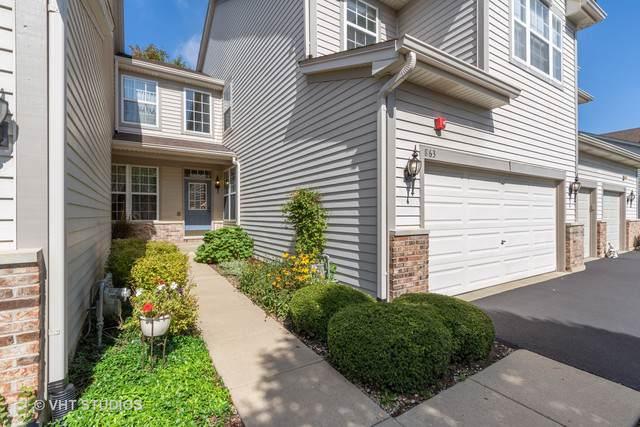 863 March Street, Lake Zurich, IL 60047 (MLS #10570454) :: Helen Oliveri Real Estate