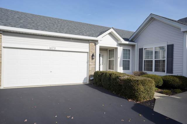 1479 W Ludington Circle, Romeoville, IL 60446 (MLS #10570520) :: Angela Walker Homes Real Estate Group