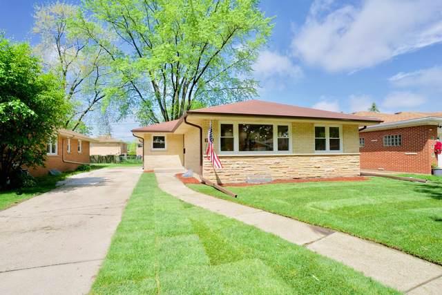 8930 Meade Avenue, Morton Grove, IL 60053 (MLS #10570648) :: The Mattz Mega Group