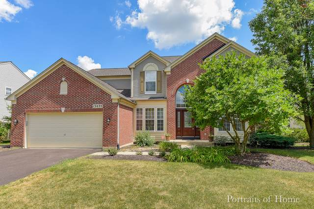 13035 Bradford Lane, Plainfield, IL 60585 (MLS #10570688) :: Property Consultants Realty