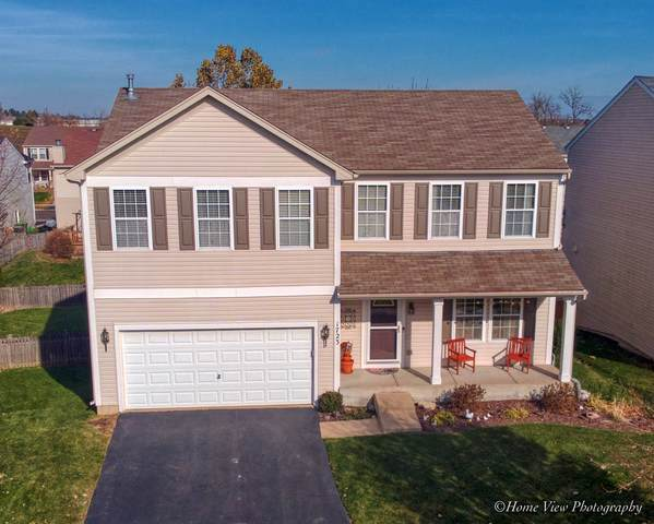 1723 Ivy Court, Montgomery, IL 60538 (MLS #10570709) :: O'Neil Property Group