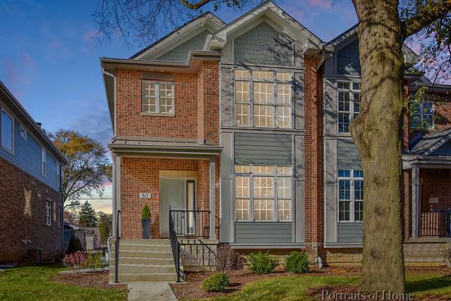 817 N Center Street, Naperville, IL 60563 (MLS #10570745) :: O'Neil Property Group