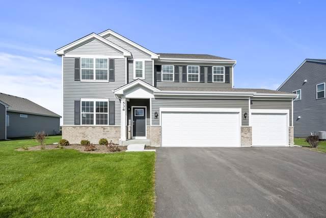 536 Colchester Drive, Oswego, IL 60543 (MLS #10570834) :: Baz Realty Network | Keller Williams Elite