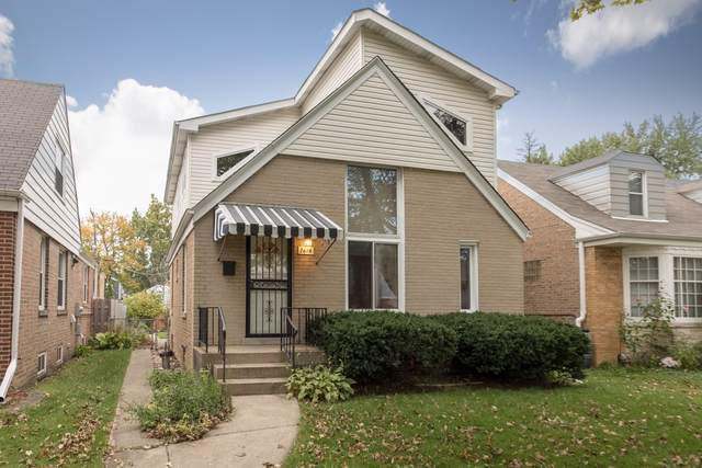 7614 W Clarence Avenue, Chicago, IL 60631 (MLS #10571083) :: Baz Realty Network | Keller Williams Elite