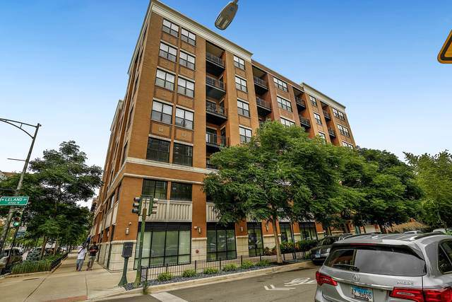 950 W Leland Avenue #701, Chicago, IL 60640 (MLS #10571128) :: John Lyons Real Estate