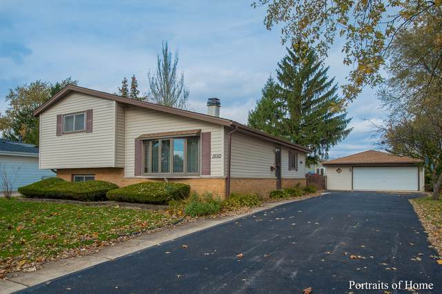 1550 W Byron Avenue, Addison, IL 60101 (MLS #10571146) :: John Lyons Real Estate