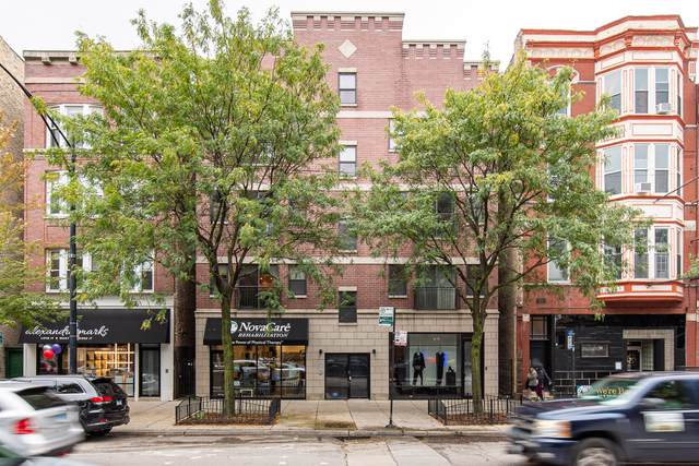 1751 W Division Street 4W, Chicago, IL 60622 (MLS #10571148) :: Property Consultants Realty