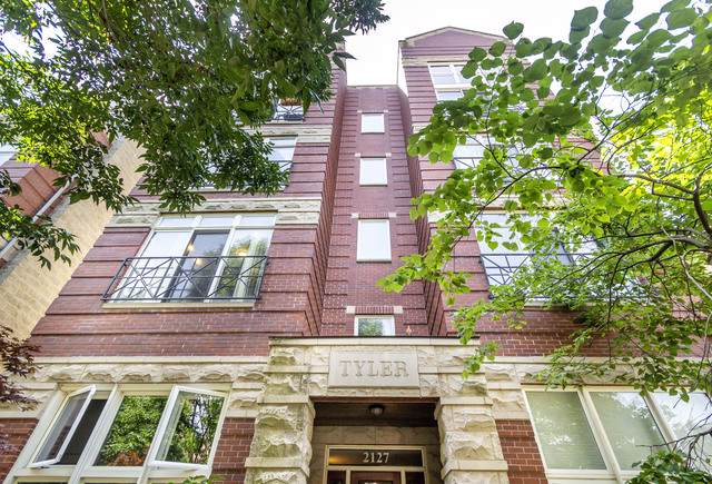 2127 W Rice Street 2E, Chicago, IL 60622 (MLS #10571200) :: Property Consultants Realty