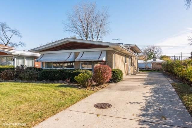7343 N Keystone Avenue, Lincolnwood, IL 60712 (MLS #10571225) :: The Mattz Mega Group
