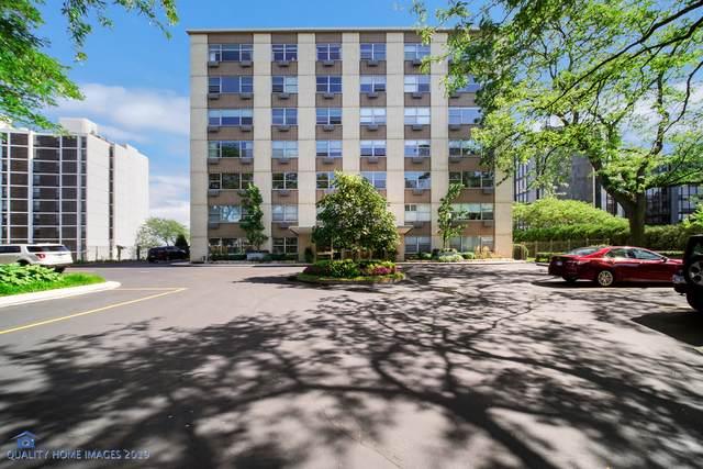 1440 Sheridan Road #203, Wilmette, IL 60091 (MLS #10571263) :: O'Neil Property Group