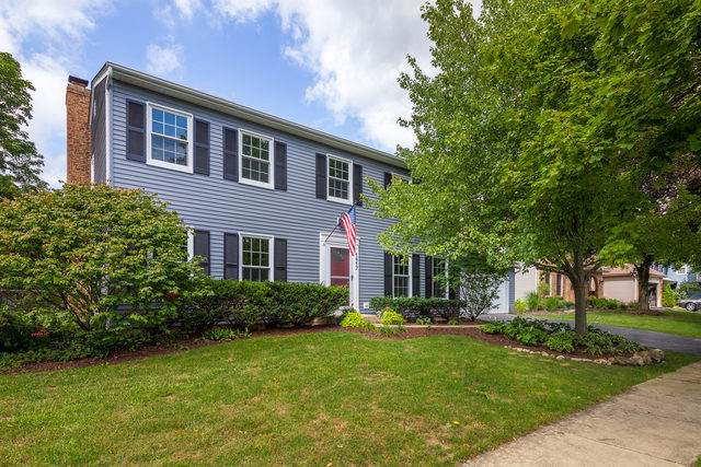 1617 Kenyon Drive, Naperville, IL 60565 (MLS #10571346) :: The Wexler Group at Keller Williams Preferred Realty