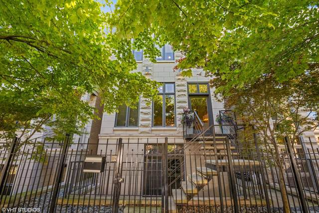 1756 N Wilmot Avenue, Chicago, IL 60647 (MLS #10571404) :: The Perotti Group | Compass Real Estate