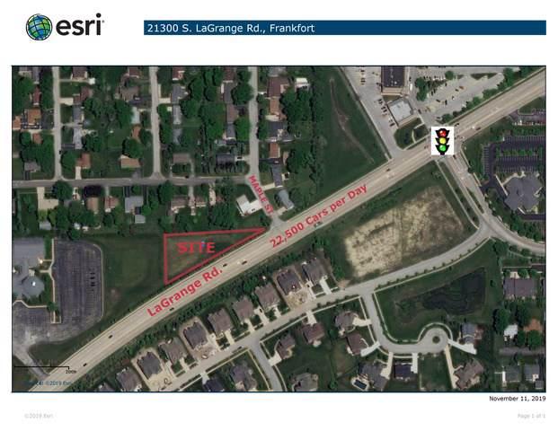 21300 S Lagrange Road, Frankfort, IL 60423 (MLS #10571438) :: Berkshire Hathaway HomeServices Snyder Real Estate