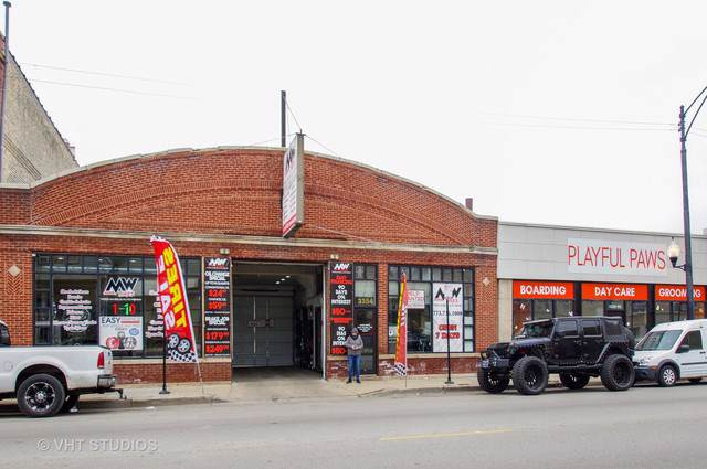 3356 Pulaski Road, Chicago, IL 60641 (MLS #10571552) :: Ani Real Estate