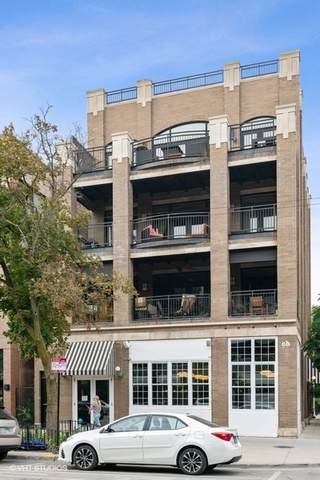1700 W Division Street #4, Chicago, IL 60622 (MLS #10571564) :: The Perotti Group   Compass Real Estate
